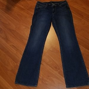 Black House White Market boot leg jeans size 8 R